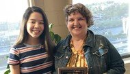Annabell and Laura Coomer, Hixson Teacher of the Year Finalist