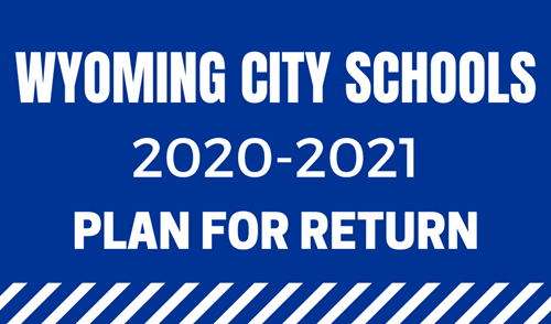 2020-2021 Plan to Return