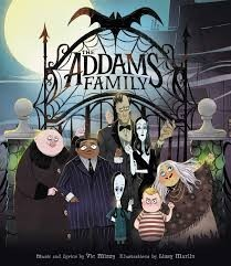 The Addams Family illustration